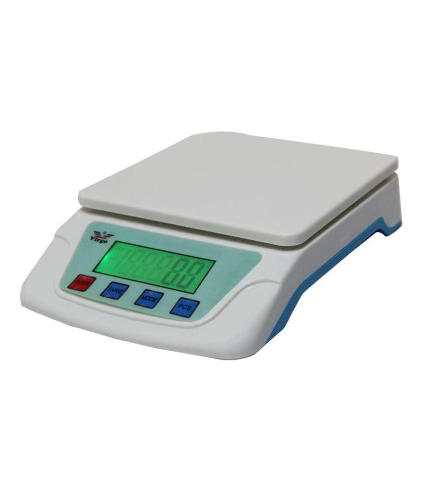 Is My Bathroom Scale Accurate: Weightrolux WT-TS-200 Kitchen Weighing Scale