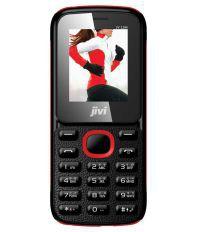 Jivi 12 M Black/red Below 256 MB Black