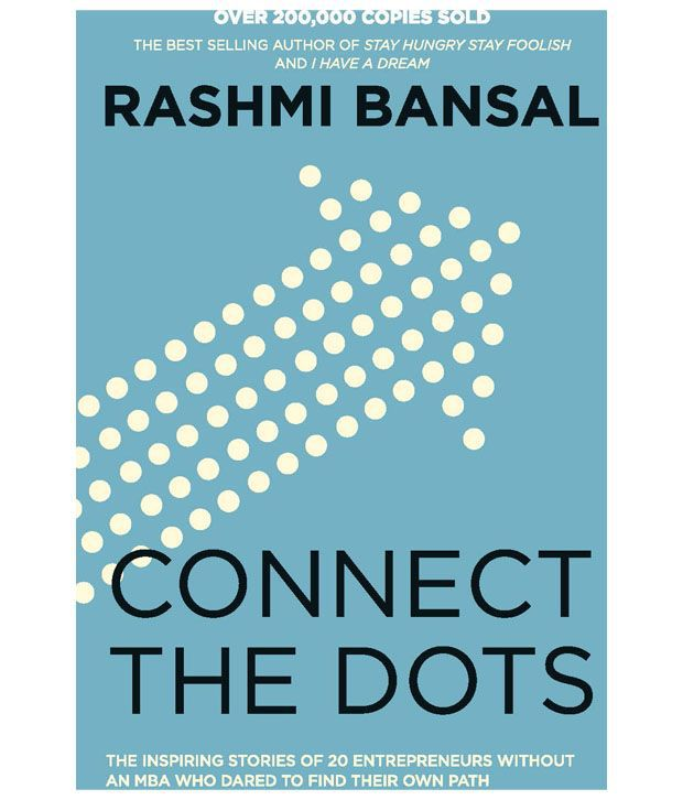 Connect The Dots Paperback English Buy Connect The Dots Paperback
