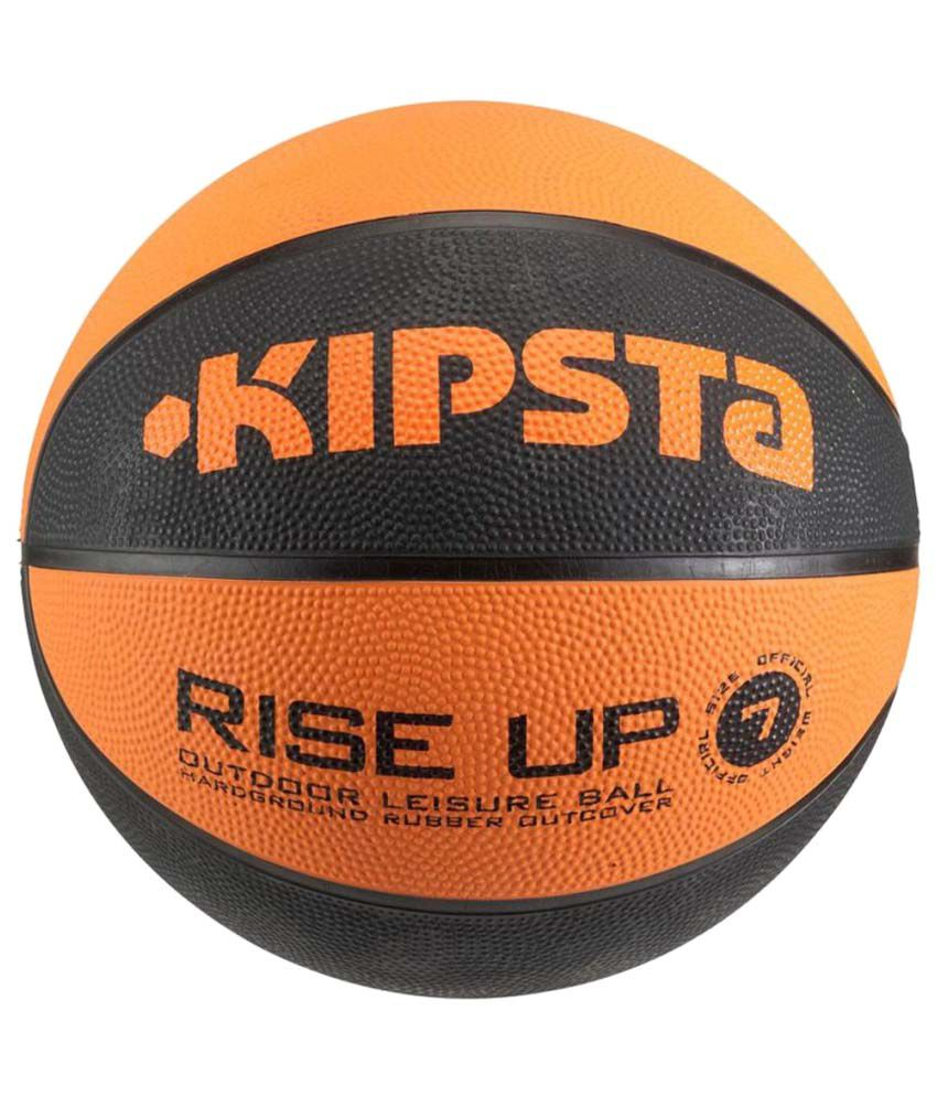 KIPSTA Rise Up Basketball-Size 7 Orange By Decathlon  Buy . 80db4b47a2d8e