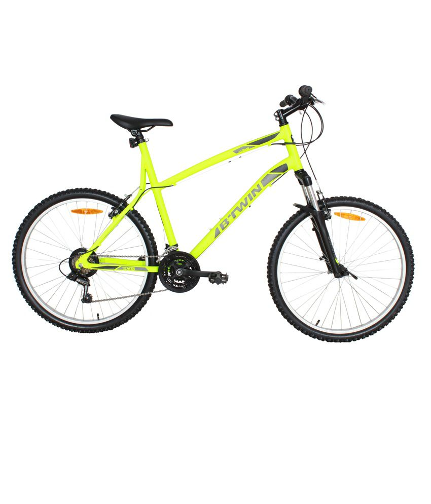 4c40ef26d BTWIN Rockrider 340 Bicycle  Buy Online at Best Price on Snapdeal