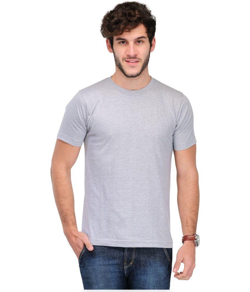 Calibro Grey Round T Shirt