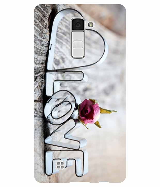 watch 5ba33 b5711 Treecase Printed Back Cover Case For LG K10 - Multicolor - Printed ...