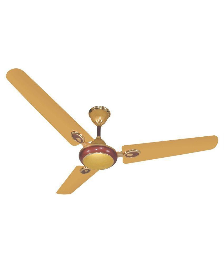 Price To Install Ceiling Fan: Black Cat 48 Ceiling Fan Golden Price In India