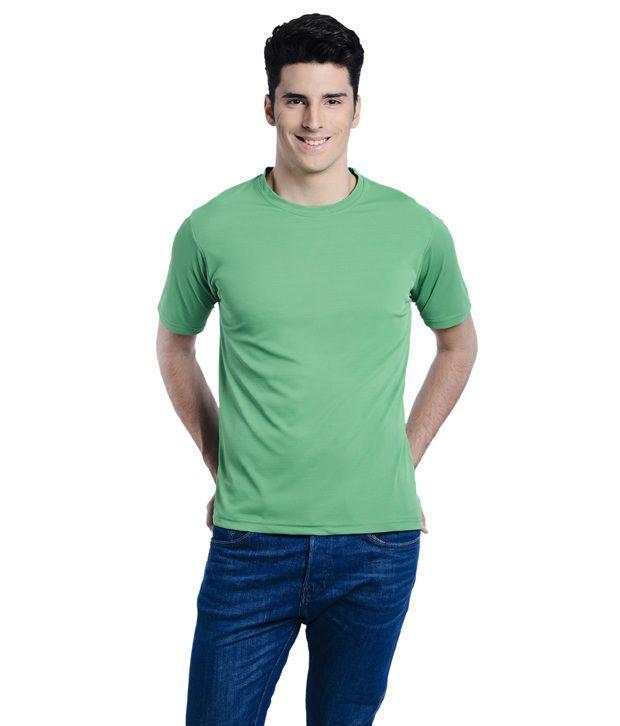 CCC Green Round T Shirt