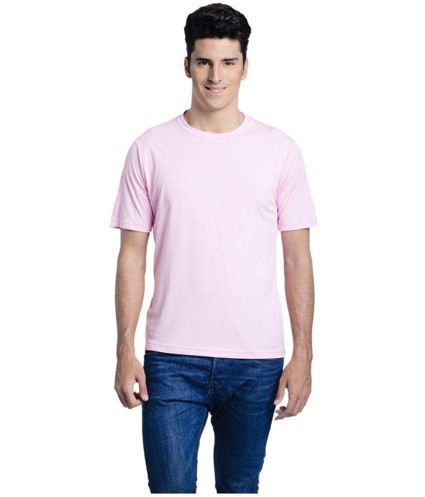 CCC Pink Round T Shirt