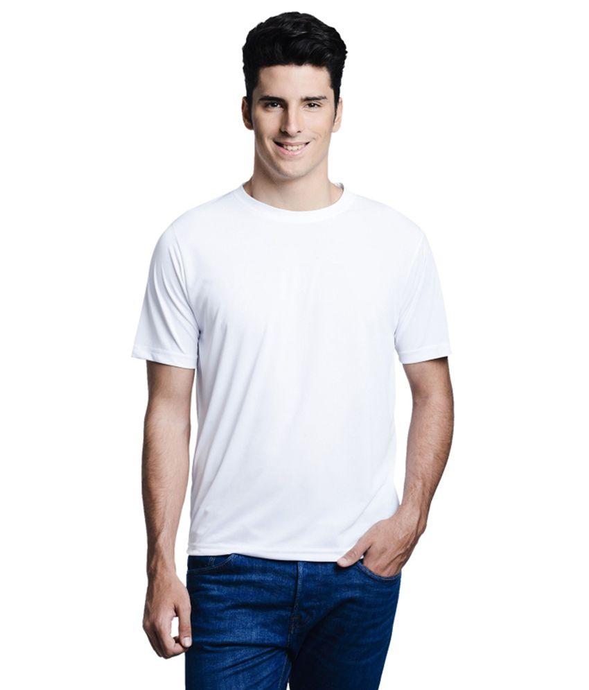 CCC White Round T Shirt Pack of 2