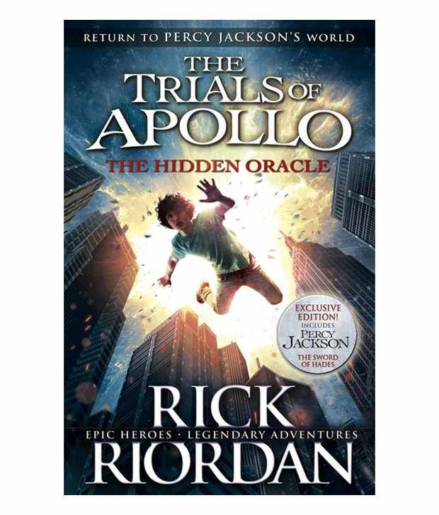 The Trials of Apollo: The Hidden Oracle: Buy The Trials of Apollo ...