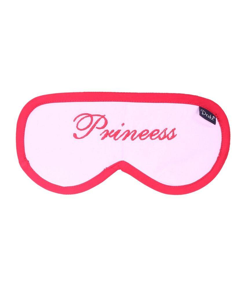 Drake Pink Eye Mask