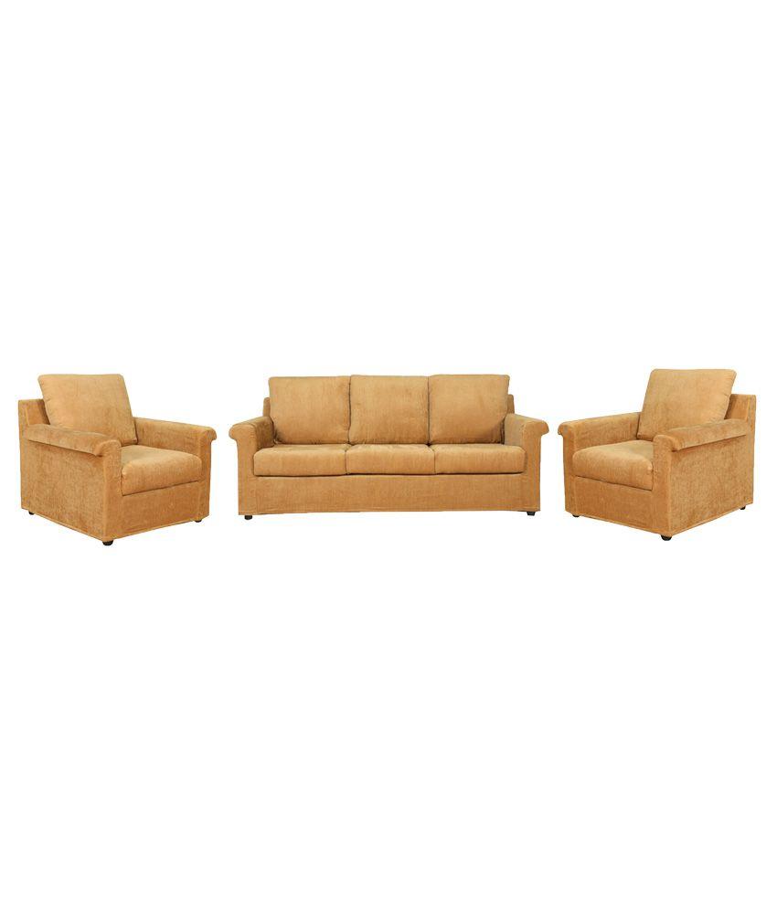 kurlon rondo fabric 3 1 1 sofa set buy kurlon rondo fabric 3 1 rh snapdeal com