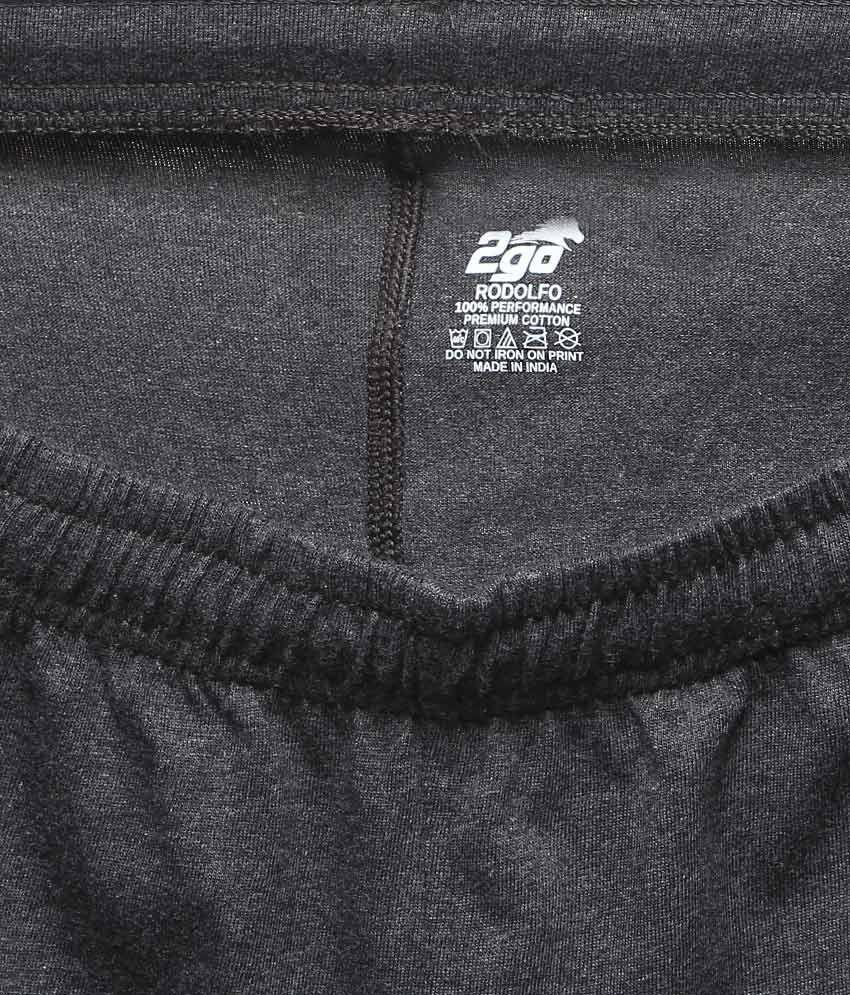 2Go Gray Shorts