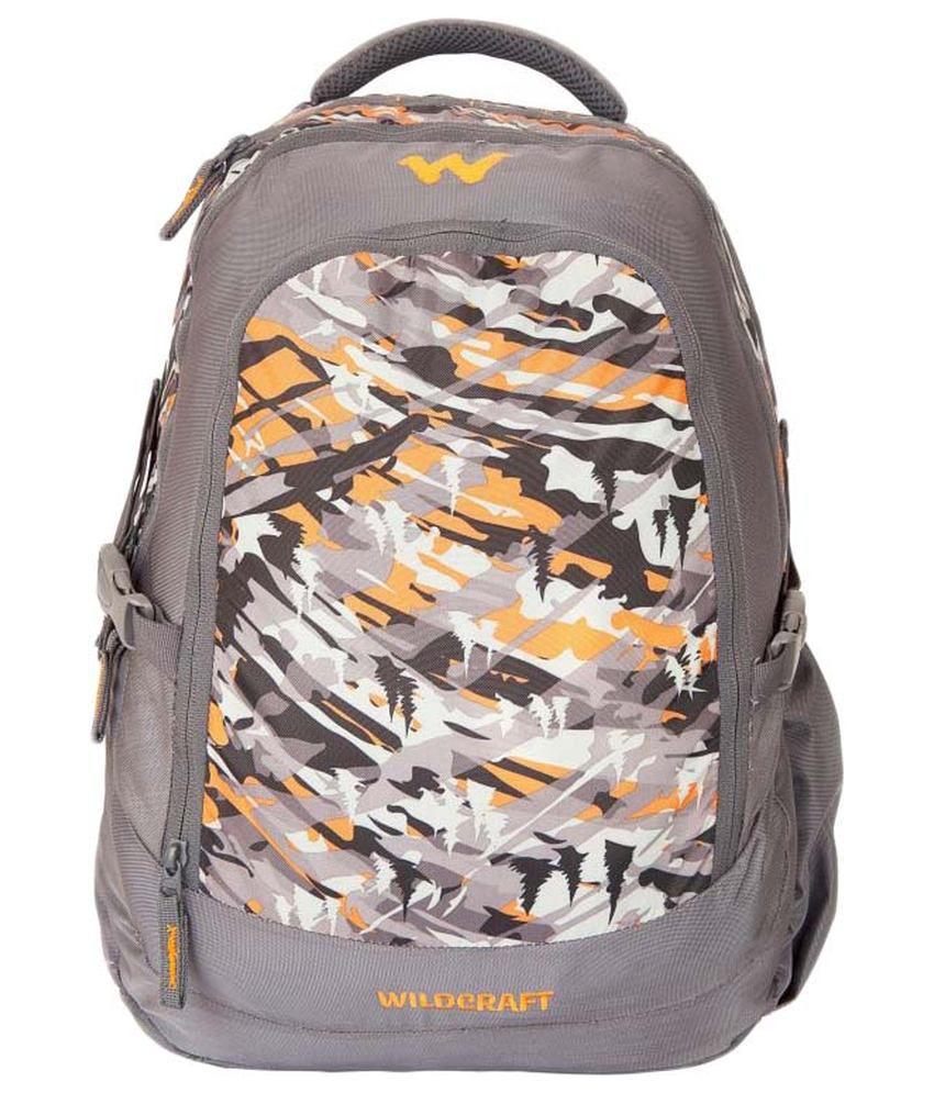 Wildcraft Camouflage Backpack  400b17a7bda01