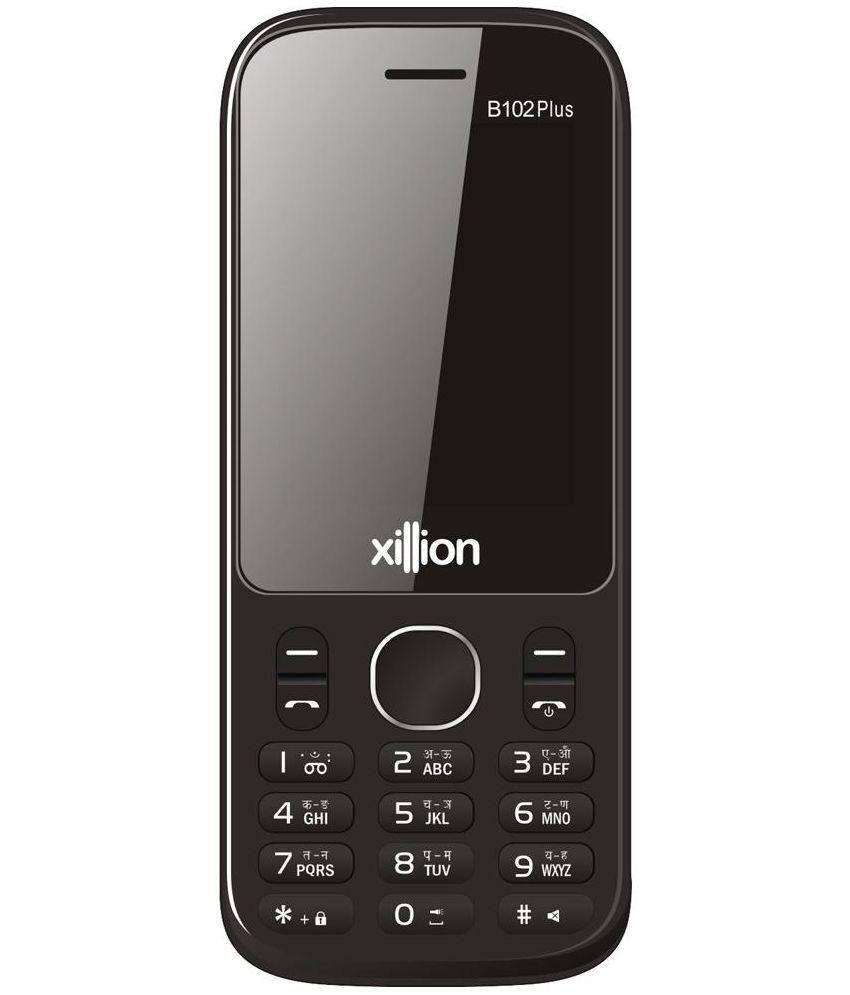 Xillion B102 Plus Below 256 MB Black
