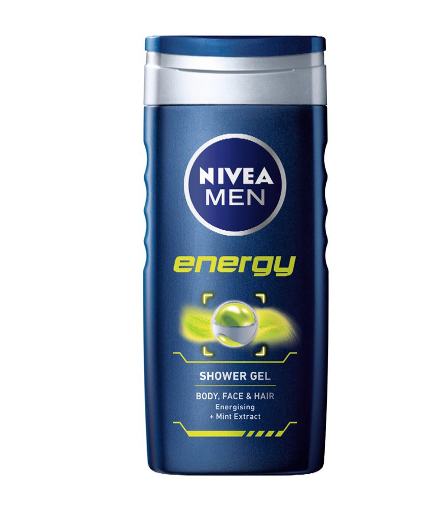 Nivea Men Energy Shower Gel 250 Ml Buy Nivea Men Energy