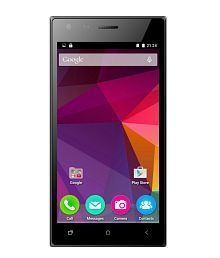 Micromax Canvas xp 4G (16 GB, Moondust grey)