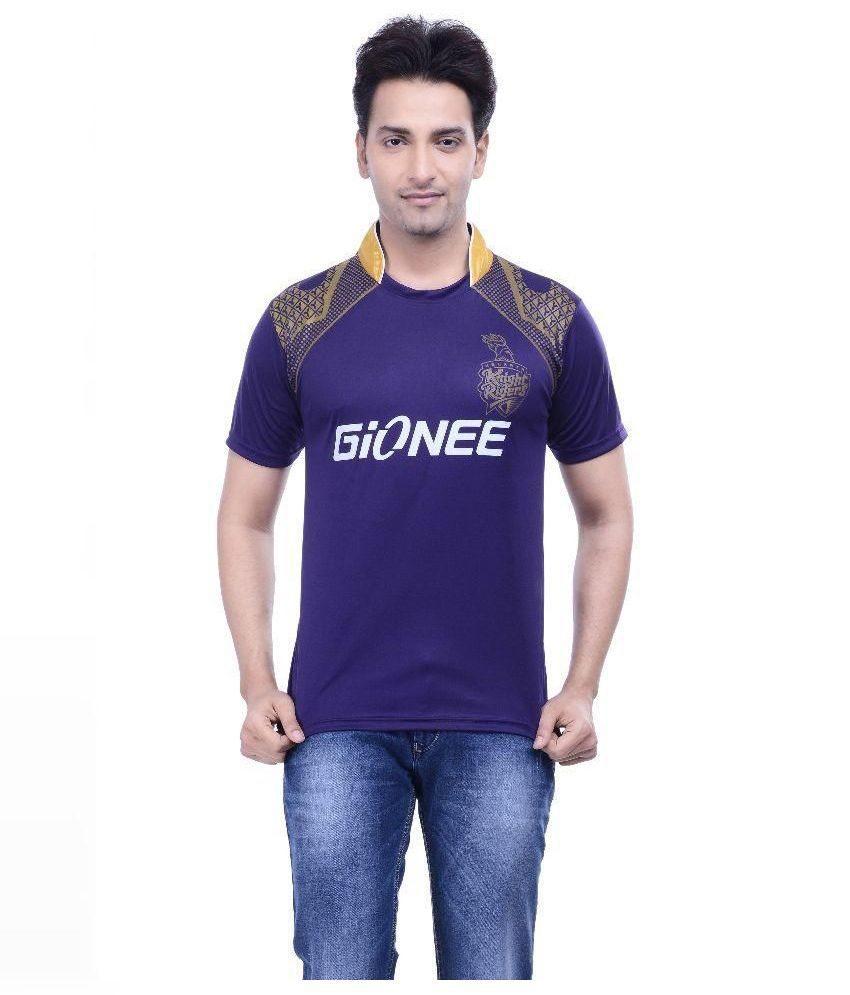 Great Deals Purple Round T Shirt Pack of 2