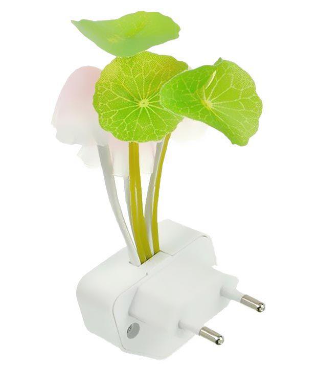 EI lamp Night Lamp White