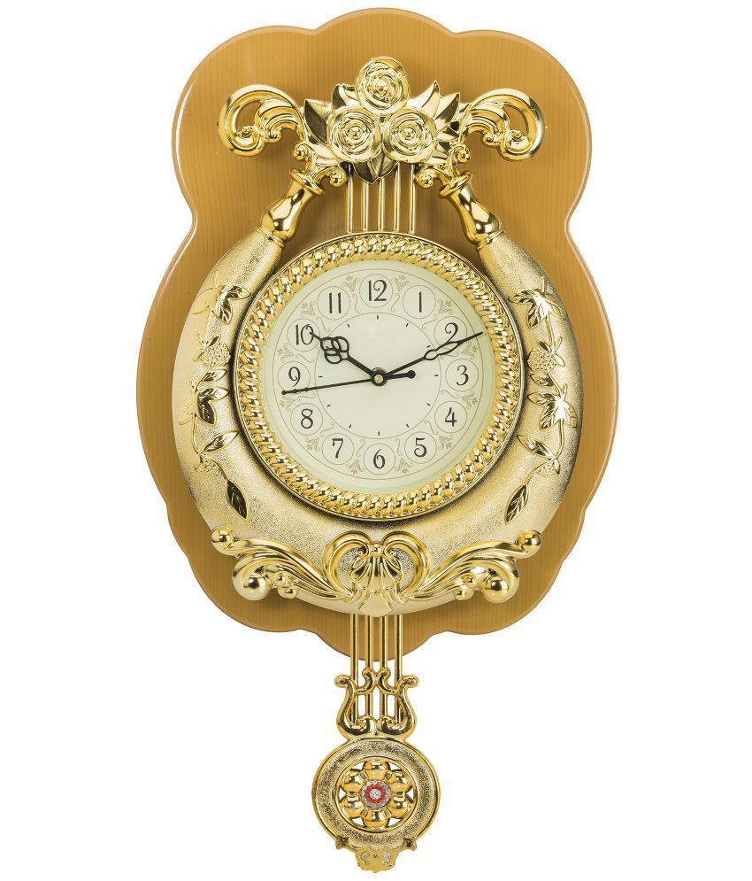 Wall clocks buy wall clocks online at best prices in india on quick view amipublicfo Choice Image