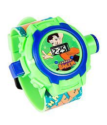 All India Handicrafts exciting multicolour character Projector Watch