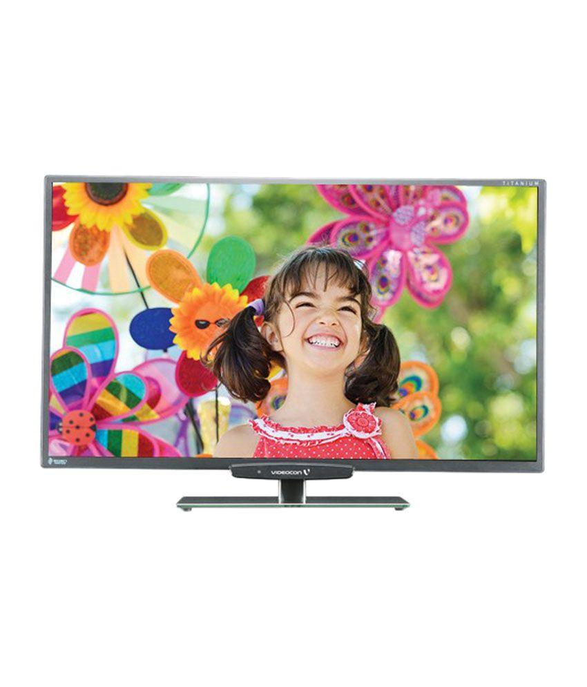 Videocon VKA32HX08C 81 cm (32) HD Ready LED Television