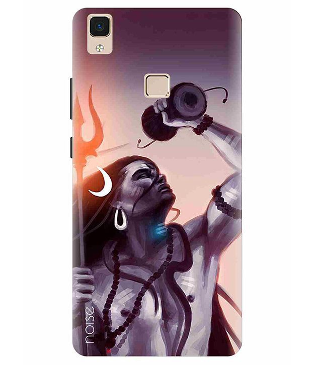 brand new 5f75a a3e24 Vivo V3 Max Printed Back Covers by Noise - Multicolor - Printed Back ...