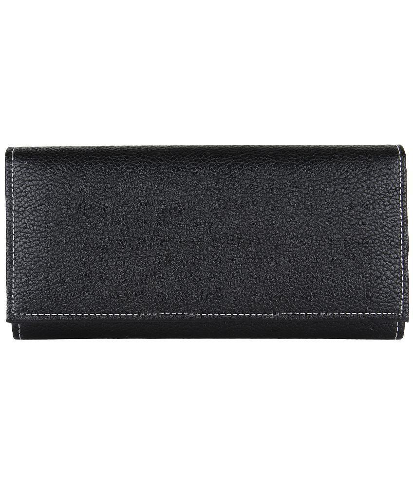 Fab U Design Black Wallet