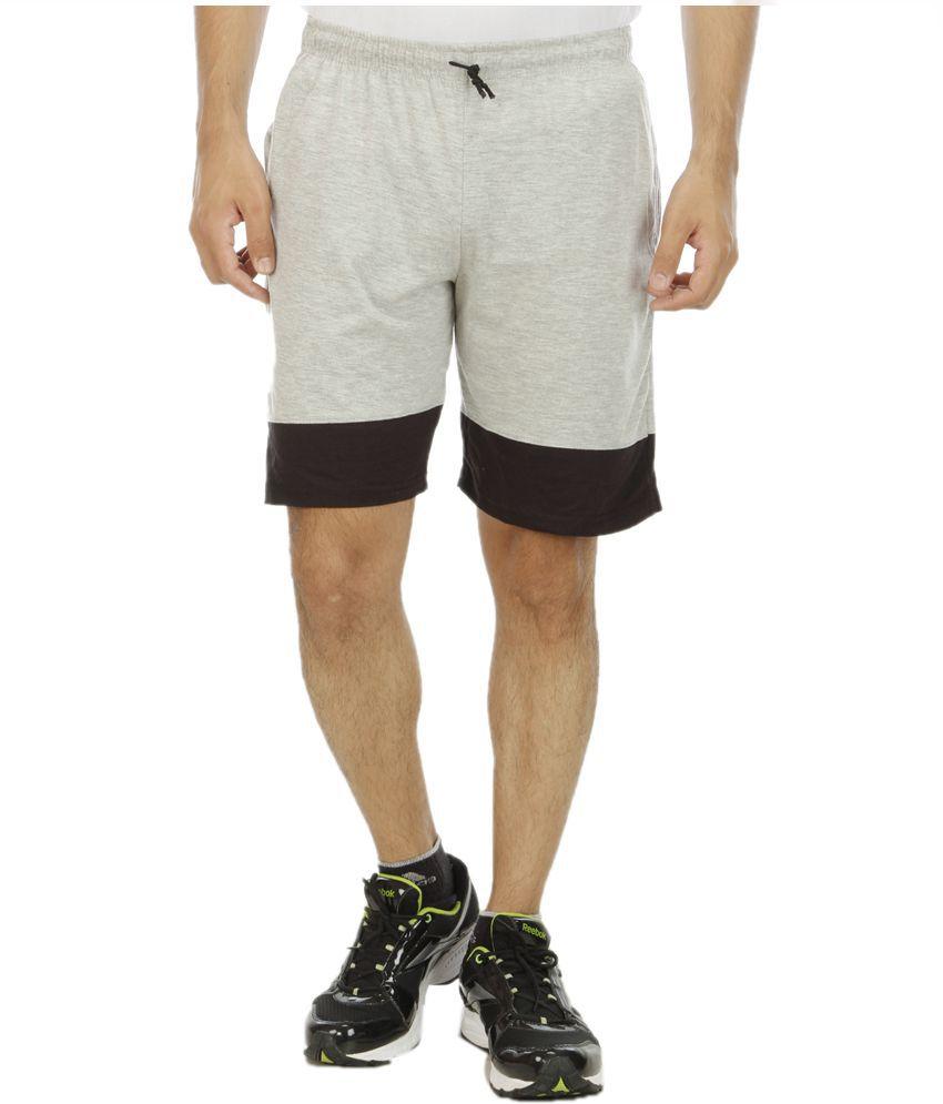 Kritika World Grey Shorts