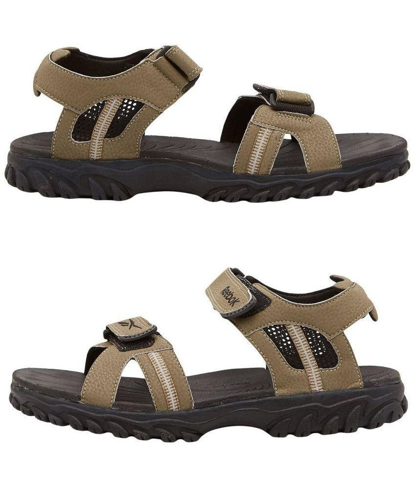 a333d39f9 Reebok Beige Floater Sandals - Buy Reebok Beige Floater Sandals ...
