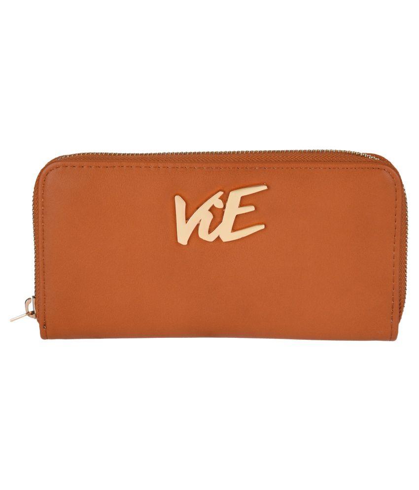 VIE Tan Wallet
