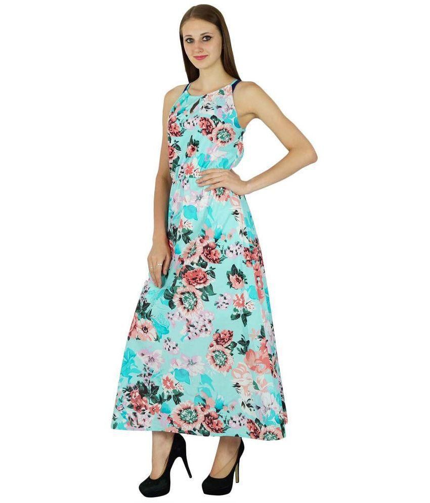 03f2e7a3bc8f Mind The Gap Blue Cotton Dresses - Buy Mind The Gap Blue Cotton Dresses  Online at Best Prices in India on Snapdeal