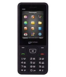 Micromax X699 Dual Sim GSM Multimedia Camera Mobile Phone
