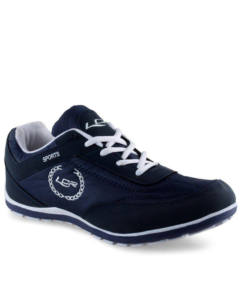 0d09e16df0 Lancer Navy Lace Sports Shoes - Buy Lancer Navy Lace Sports Shoes ...