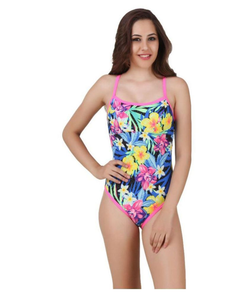 TYR AMAZONIA Multicolor Polyster Swimsuit