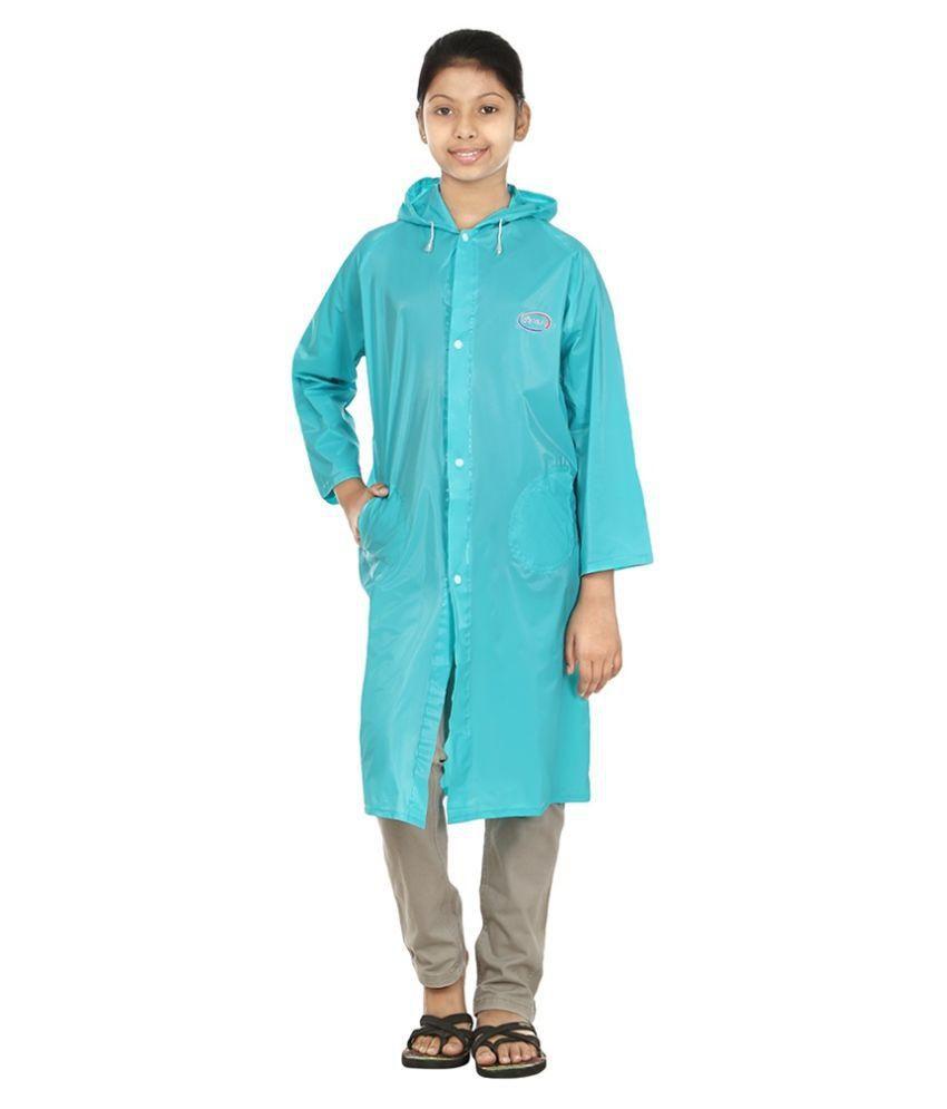 Rainfun Blue Raincoat
