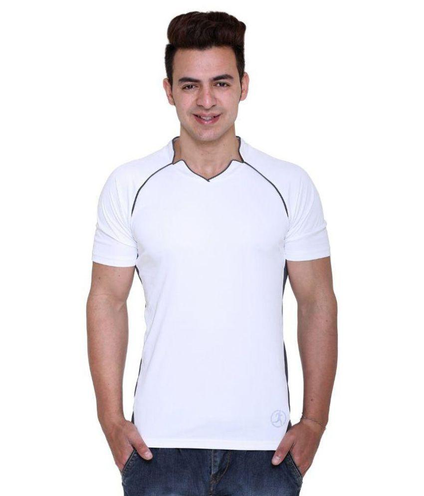 Hikes White T Shirts