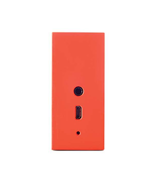 JBL Go Wireless Portable Speaker - Orange