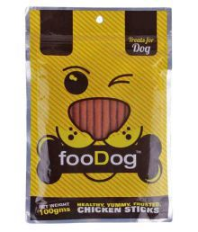 Pet Empire Dry Dog Treats - Pack Of 3
