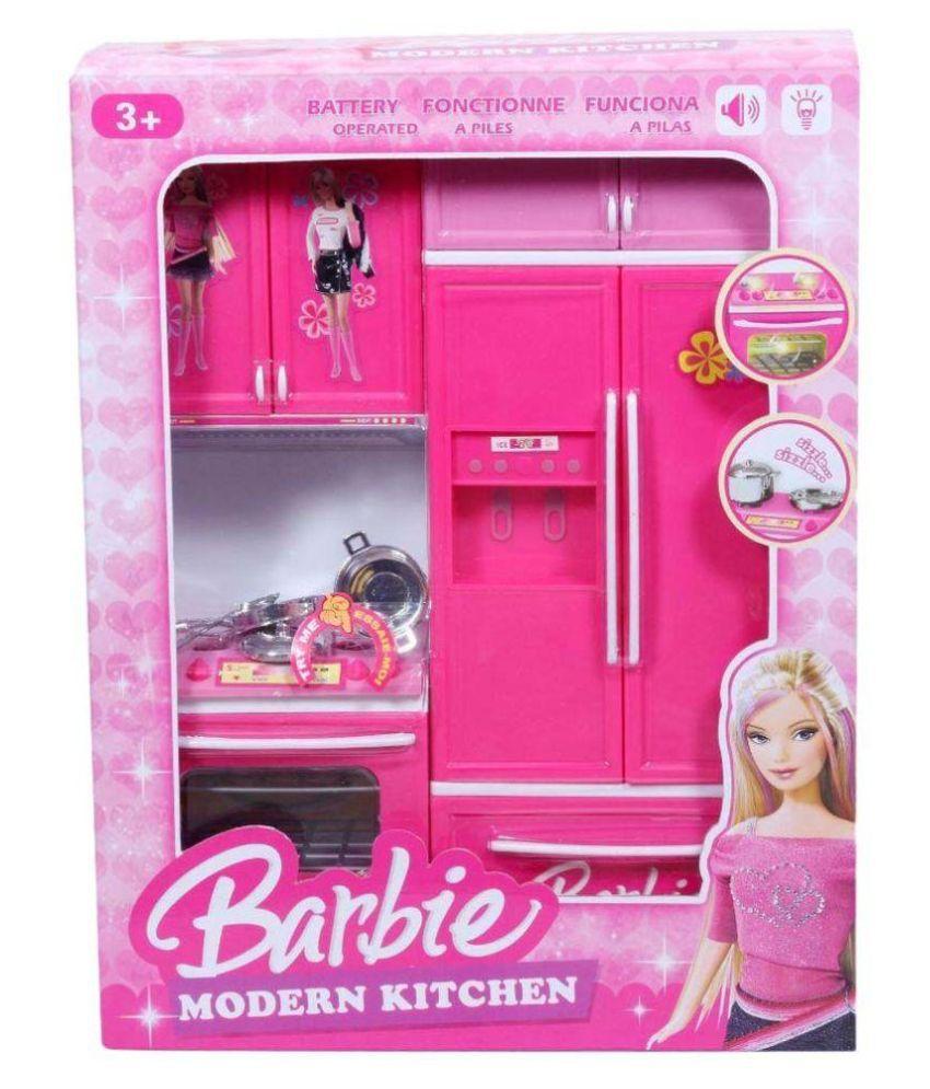 Barbie Kitchen Set Online