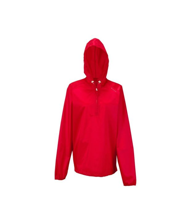 QUECHUA Rain-Cut Women's Hiking Rain Jacket: Buy Online at Best ...