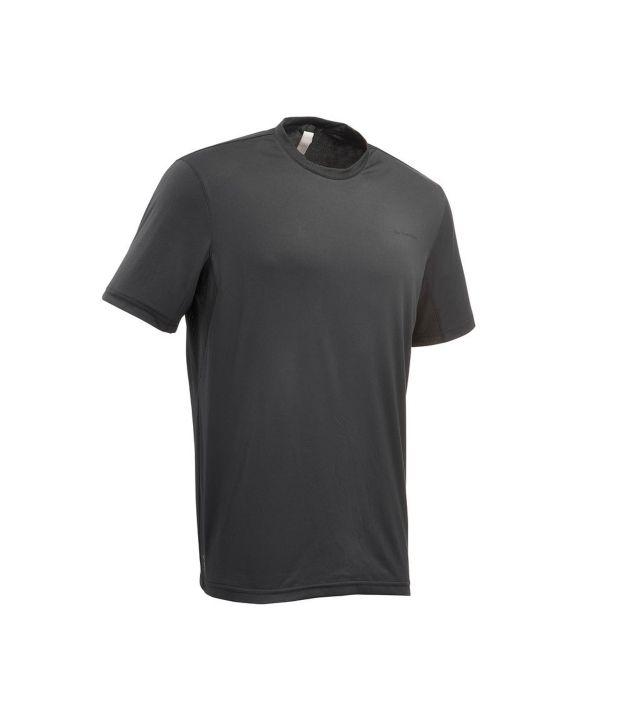 QUECHUA Techfresh 50 Men's Hiking T-Shirt