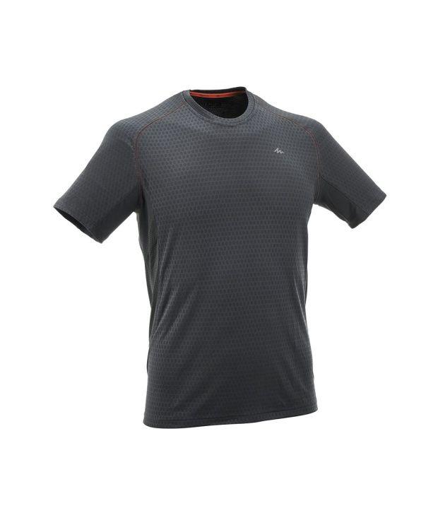 QUECHUA Techfresh 500 Freeze Men's Hiking T-Shirt