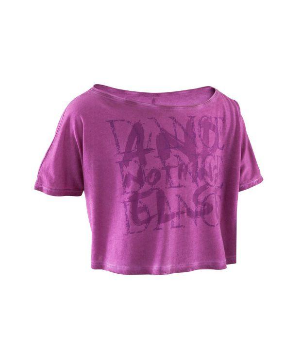 DOMYOS DM Girls Dance T-Shirt