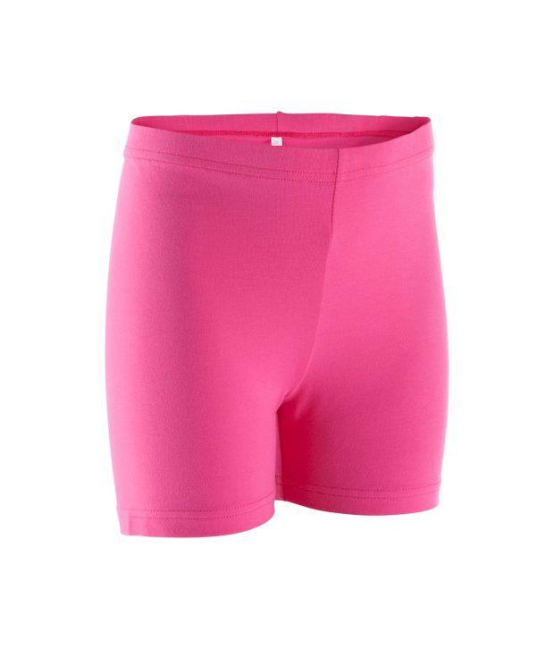 DOMYOS GB1 Girls Fitness Shorts
