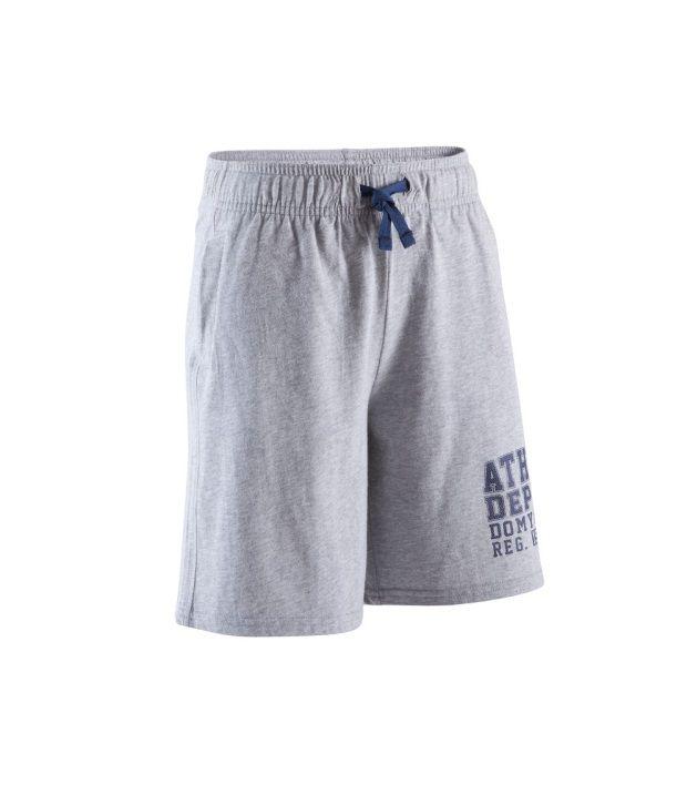 DOMYOS Jersey Boys Fitness Bermuda Shorts