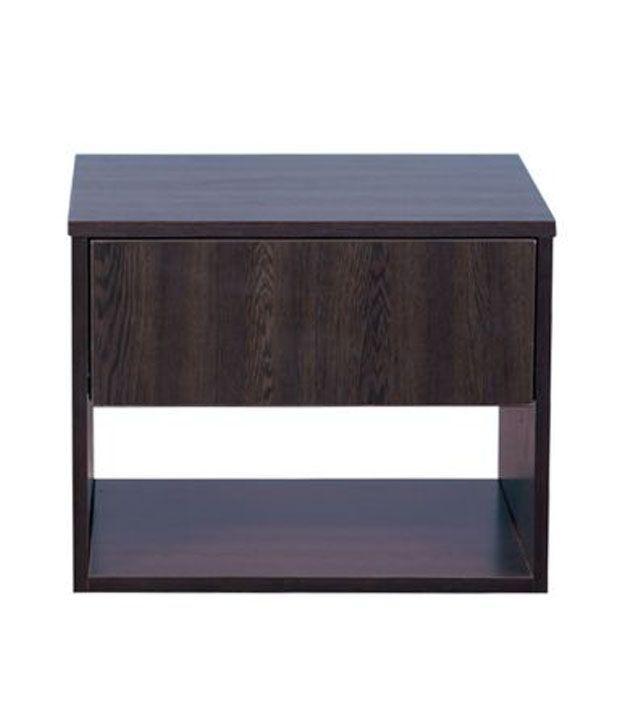 Hans Furnitures Bedside Table Wenge