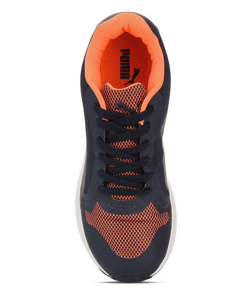 ... Puma ST Runner Plus Tech DP Navy Sport Shoes ...