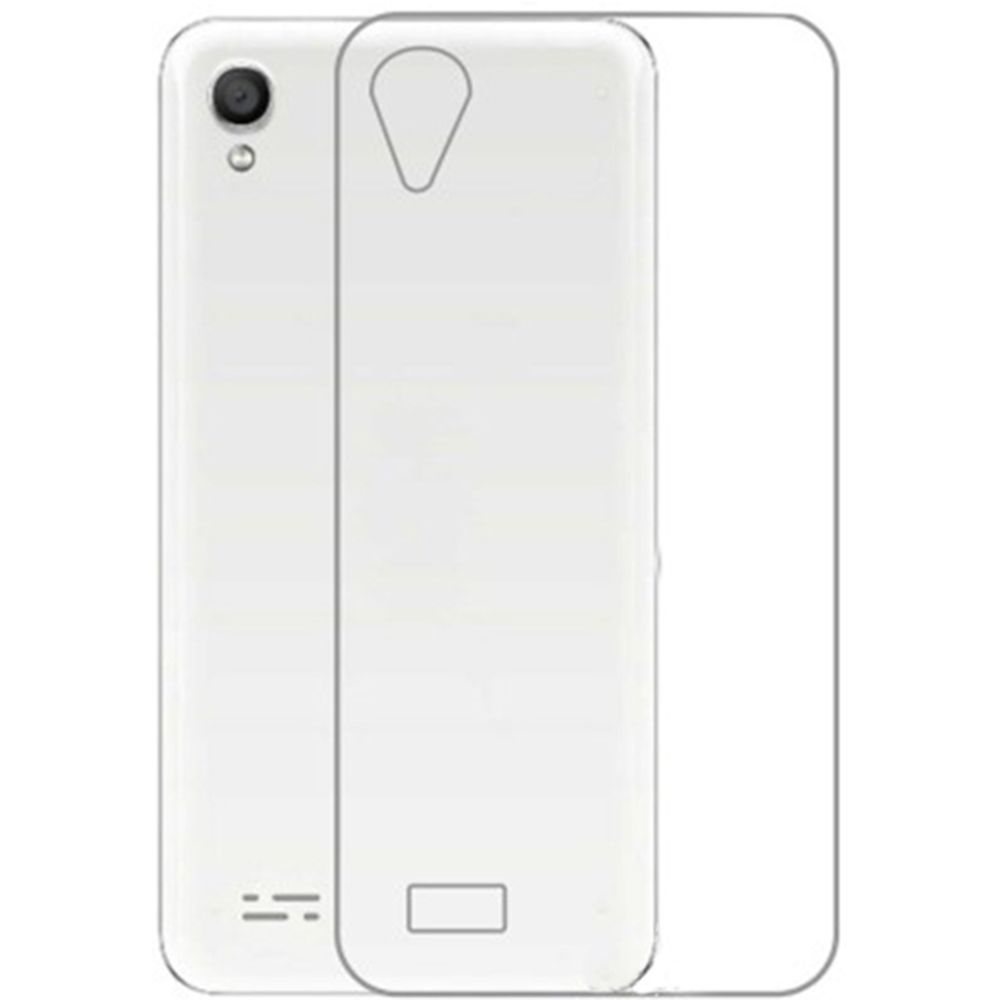 new product cfe96 67216 mSutra Mobile back cover for VIVO Y31 (Transparent)