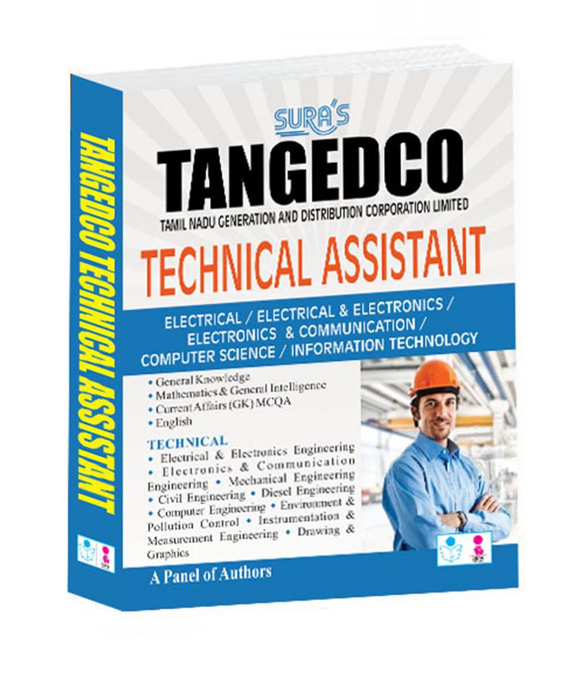 Book Technical Assistant Latest Edition Book-English