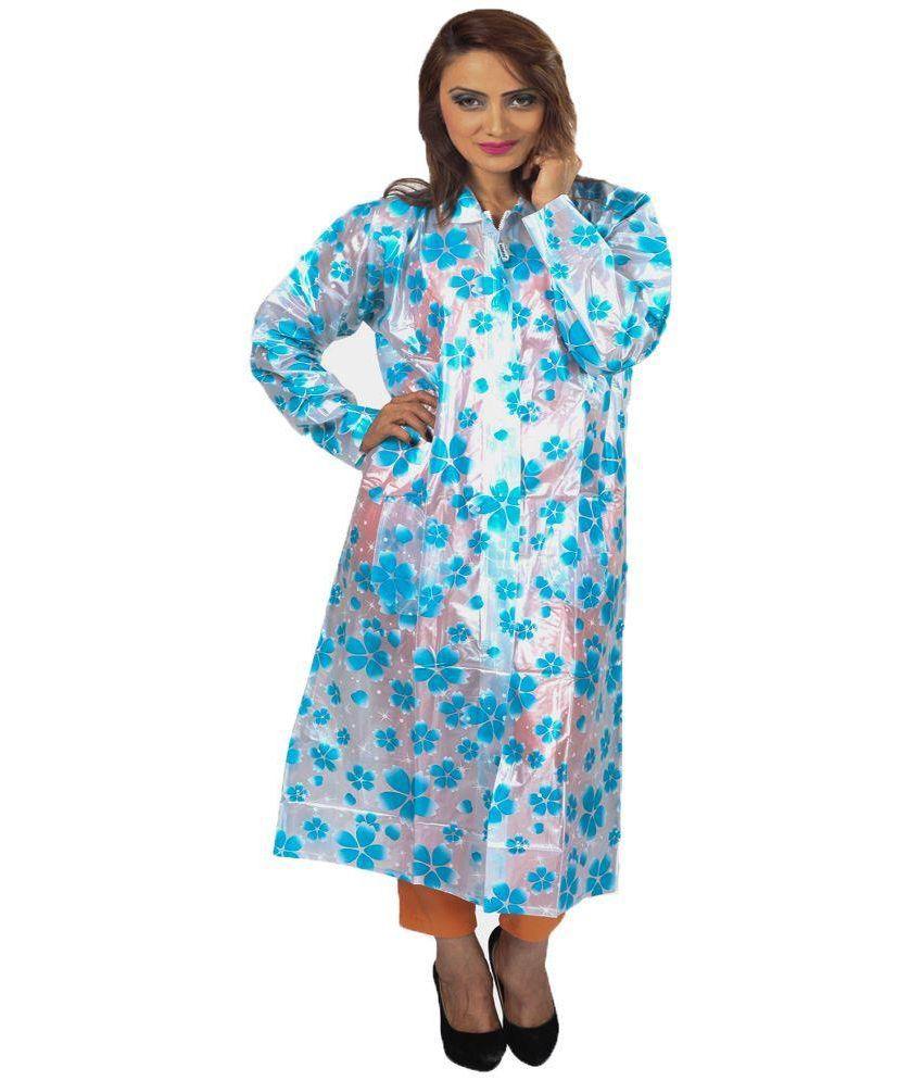 rainfun Waterproof Long Raincoat