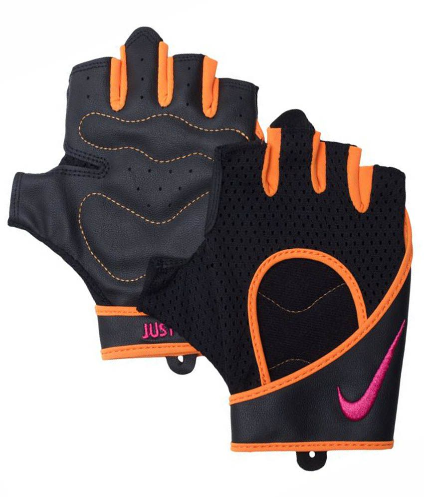 Nike Multicolor Gym Gloves